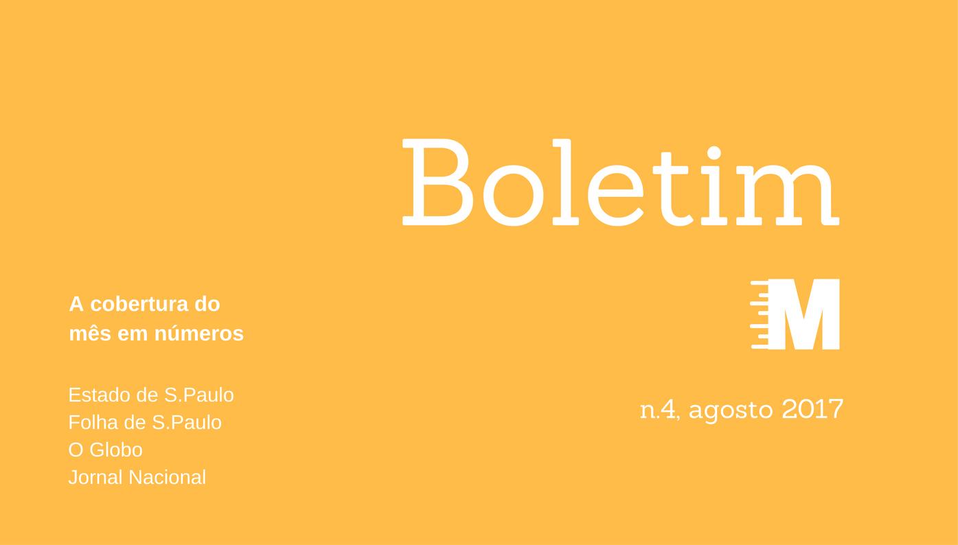 Boletim Agosto - Imagem destaque